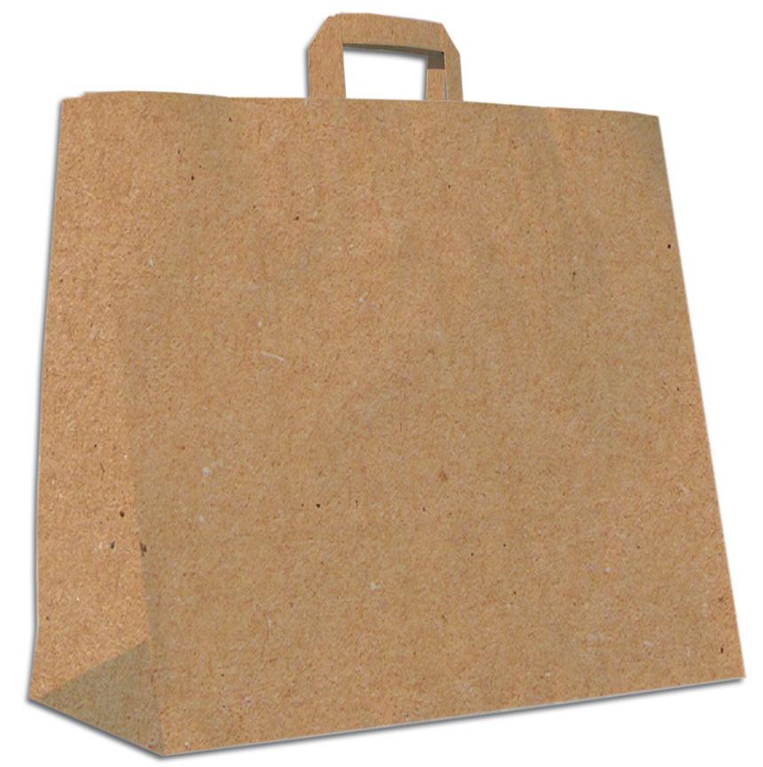 Sac en papier kraft imprimeur le riga sacs papier - Sac en papier kraft ...