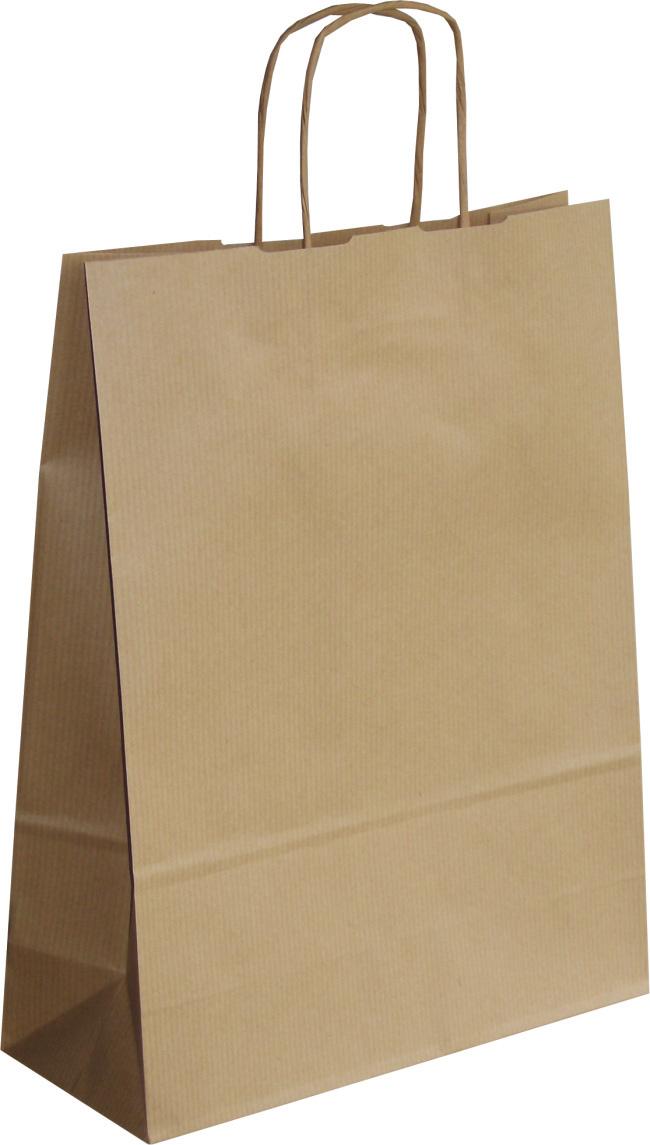 Sac en papier kraft personnalise le osaka sacs papier - Sac en papier kraft ...