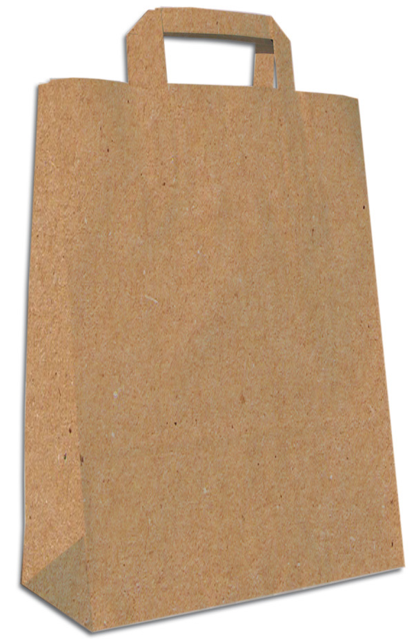 sac papier kraft classic 170g personnalise le marseille sacs papier luxe personnalises. Black Bedroom Furniture Sets. Home Design Ideas
